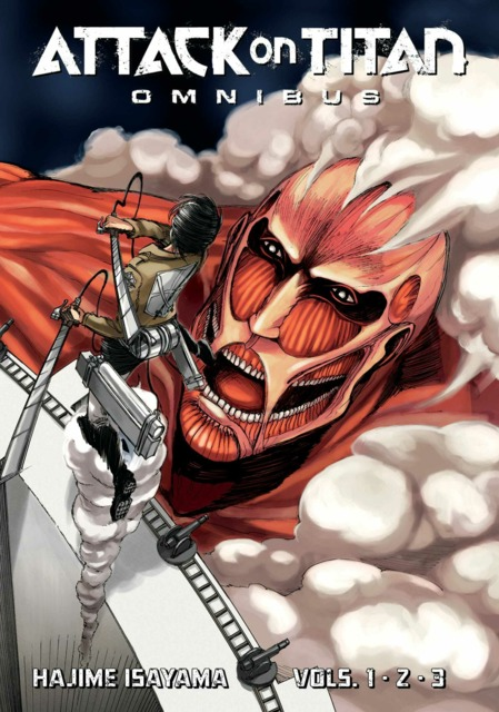 Attack on Titan Omnibus