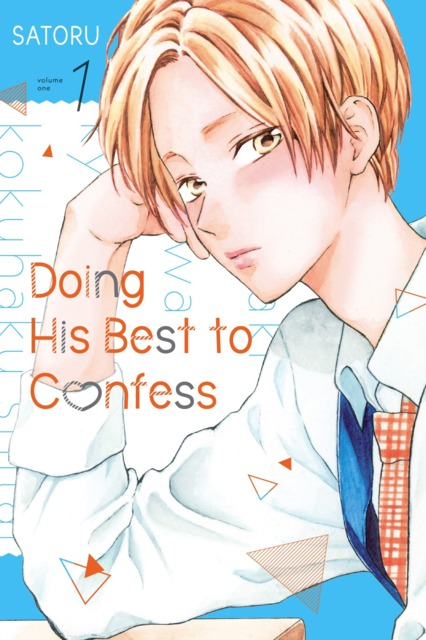 Doing His Best to Confess