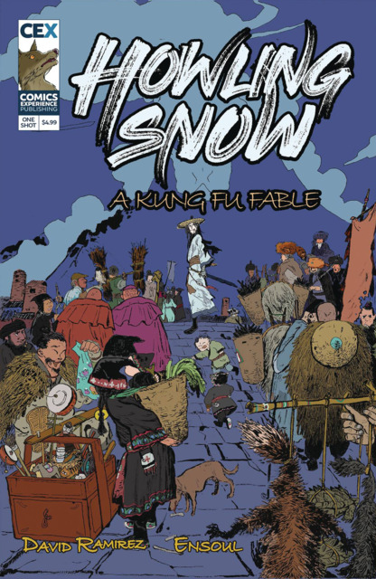Howling Snow: A Kung Fu Fable