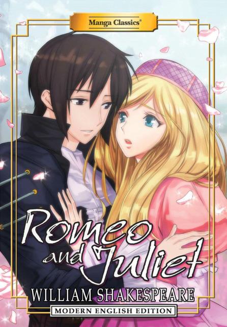 Manga Classics: Romeo and Juliet
