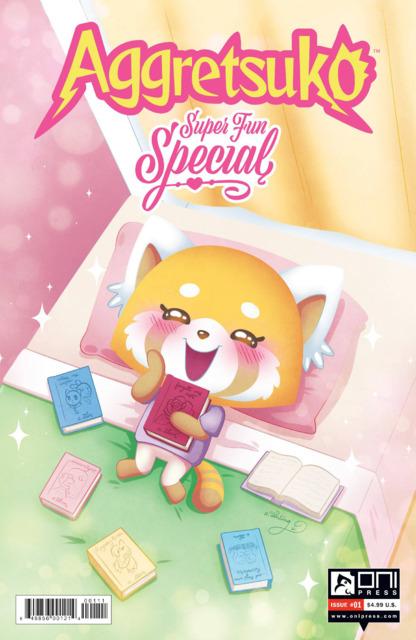 Aggretsuko: Super Fun Special