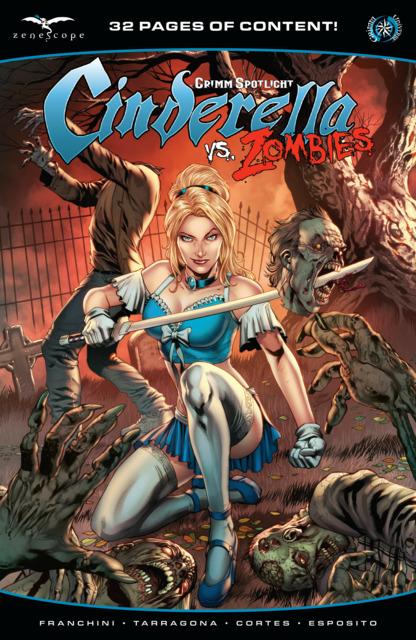 Grimm Spotlight: Cinderella vs. Zombies