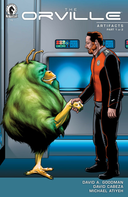 The Orville: Artifacts