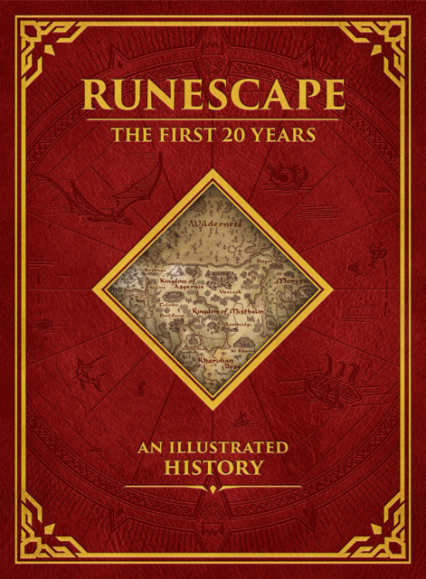 RuneScape: The First 20 Years–An Illustrated History