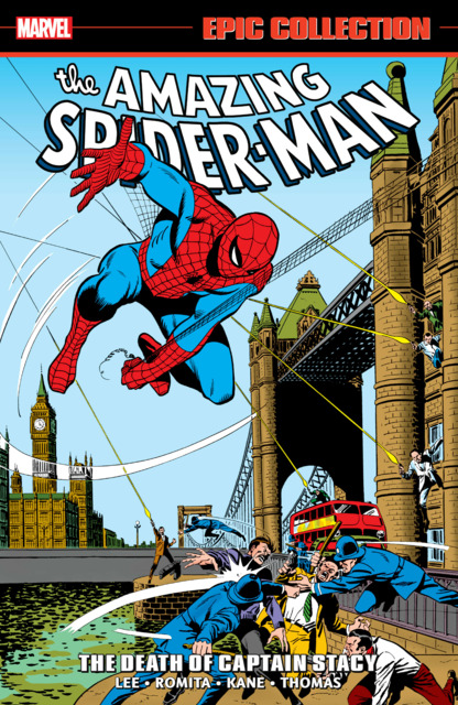 The Amazing Spider-Man Epic Collection: The Death of Captain Stacy