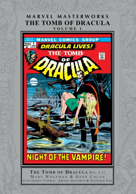 Marvel Masterworks: The Tomb of Dracula