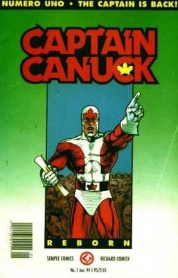 Captain Canuck: Reborn