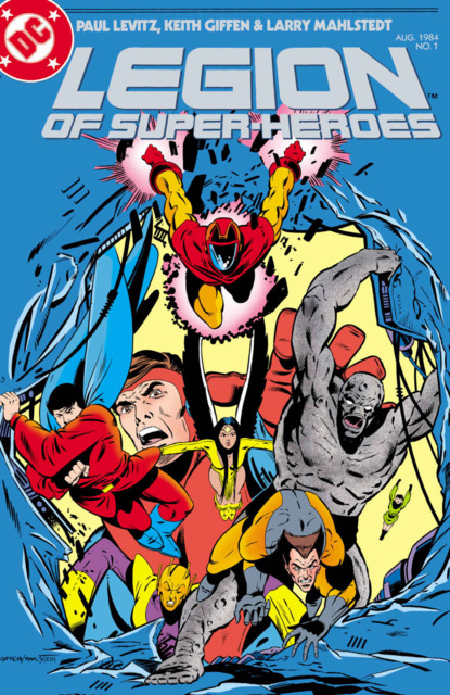 Legion of Super-Heroes