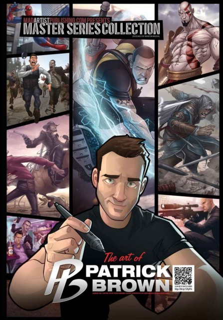 The Art of Patrick Brown: Video Game Art & Character Design