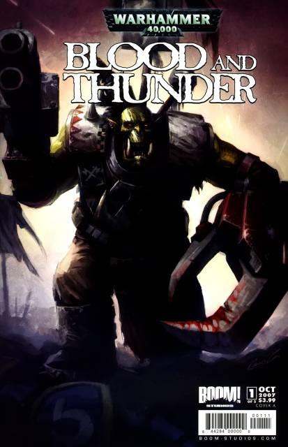 Warhammer 40,000 Blood and Thunder