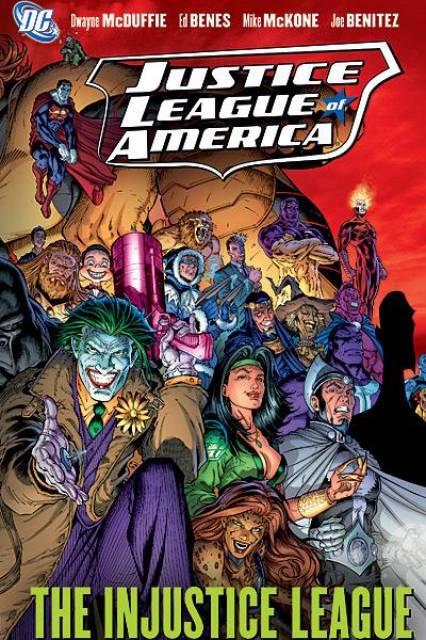 Justice League of America: The Injustice League