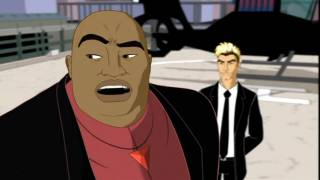 Kingpin in Spiderman: The New Animated Series 2003