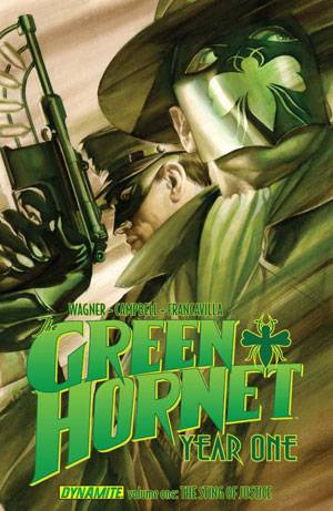 Green Hornet: Year One: The Sting of Justice