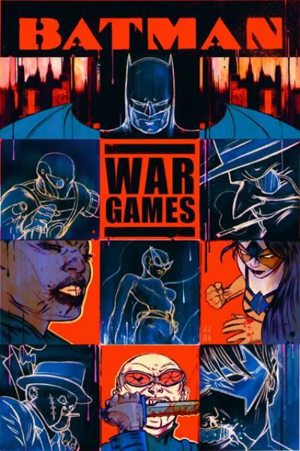 Batman: War Games