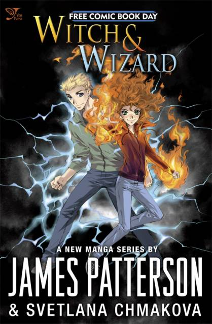 James Patterson: Witch & Wizard Free Comic Book Day