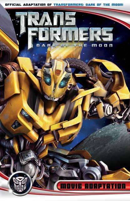 The Transformers: Dark of the Moon Movie Adaptation