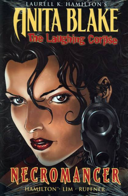 Anita Blake, Vampire Hunter: The Laughing Corpse: Necromancer