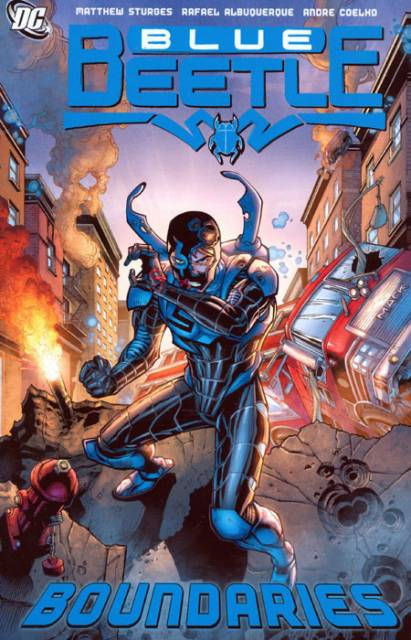 Blue Beetle: Boundaries