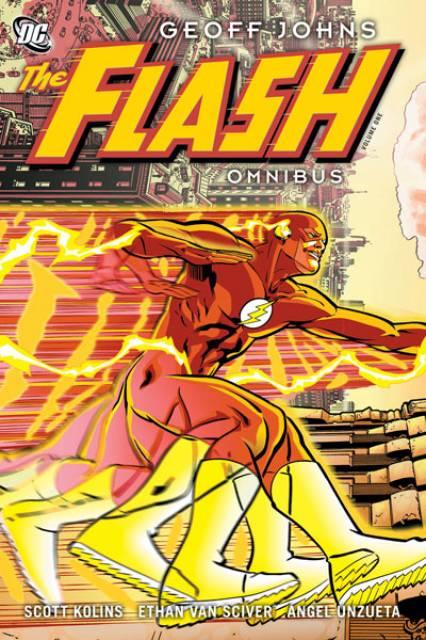 The Flash Omnibus by Geoff Johns