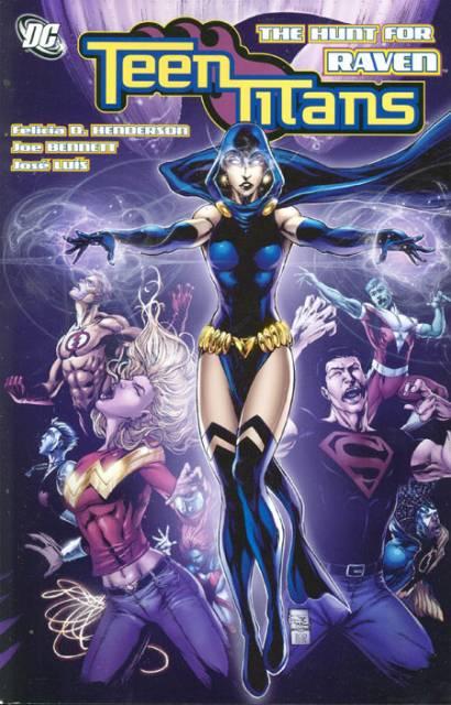 Teen Titans: Hunt For Raven