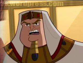 King Tut/Pharaoh in Batman the Brave and the Bold