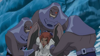 Khunds in Justice League Unlimited.