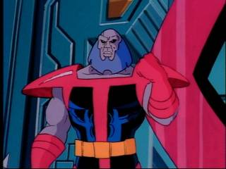Terrax in Fantastic Four: The Animated Series
