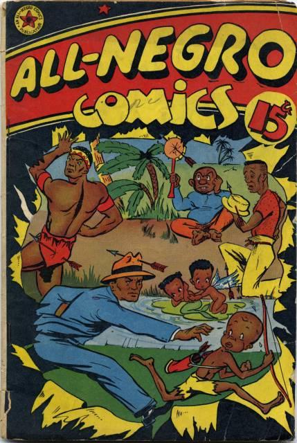 All-Negro Comics