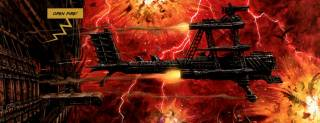 Escape from the S.S. Satanic