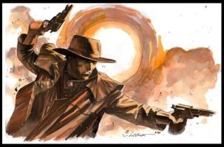 ...he shot the beast again and again...
