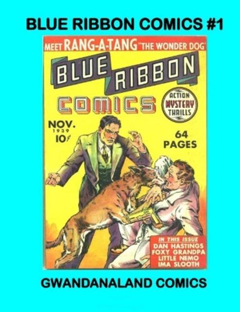 Blue Ribbon Comics
