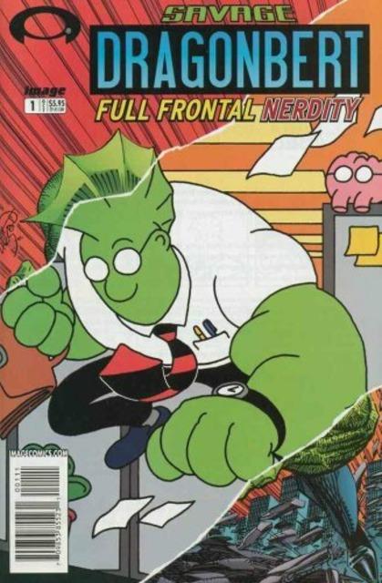 Savage Dragonbert: Full Frontal Nerdity