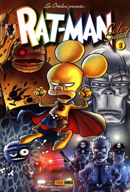 Rat-Man Color Special