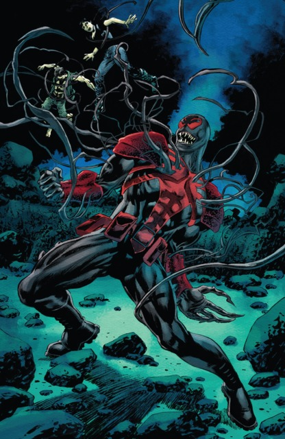 Toxin's new look