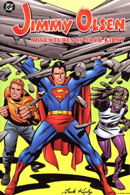 Jimmy Olsen: Adventures by Jack Kirby