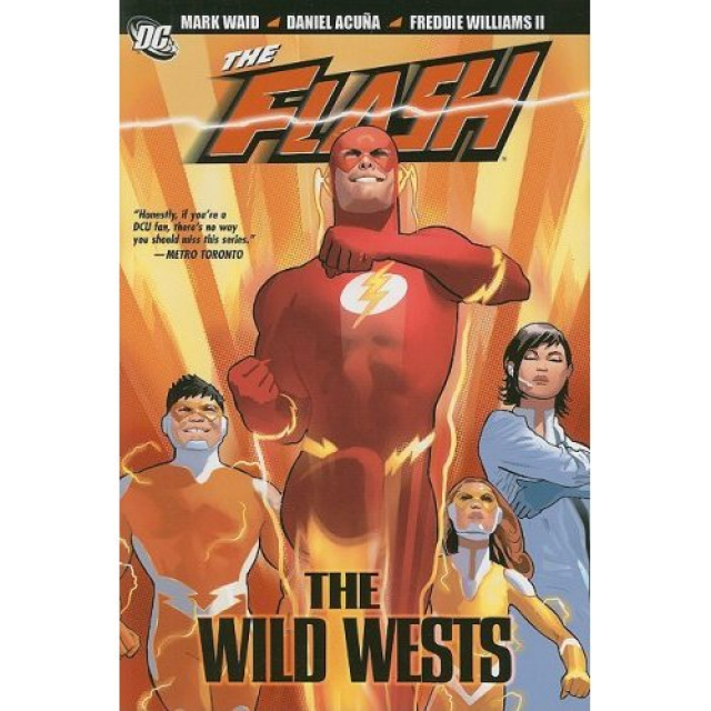 The Flash: The Wild Wests
