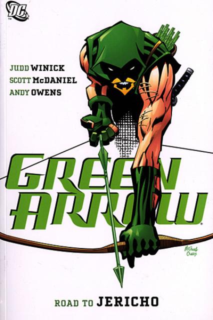 Green Arrow: Road To Jericho