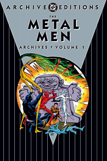 The Metal Men Archives