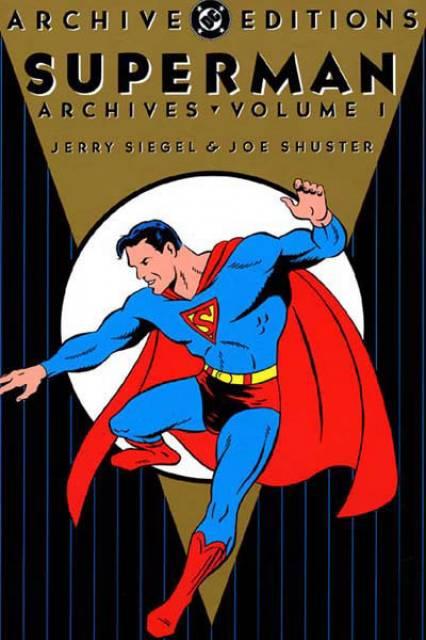 Superman Archives