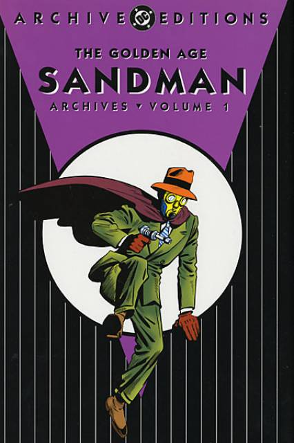 Golden Age Sandman Archives