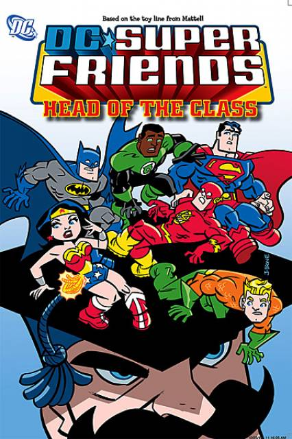 Super Friends: Head of the Class
