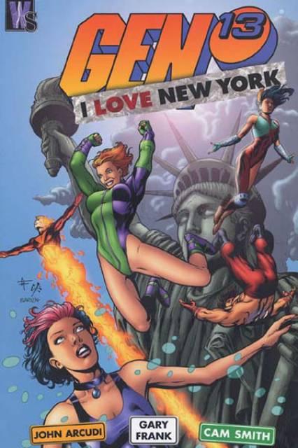 Gen 13: I Love New York