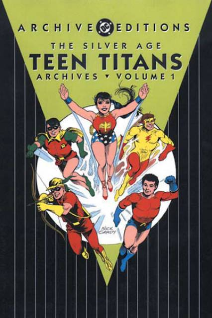 The Silver Age Teen Titans Archives