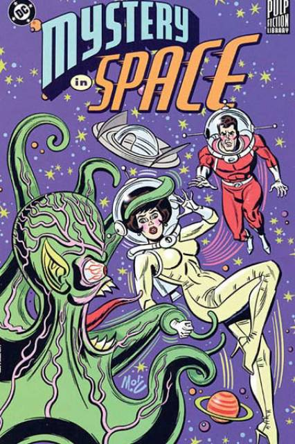 Pulp Fiction Library: Mystery In Space