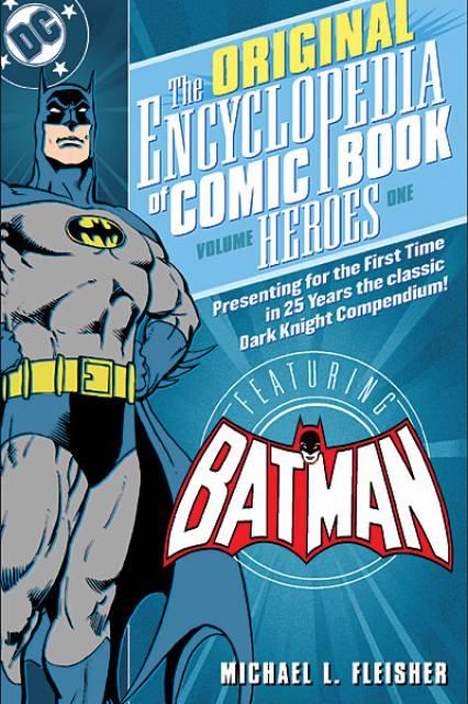 Encyclopedia of Comic Book Heroes