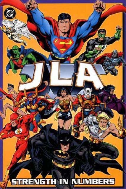 JLA: Strength in Numbers