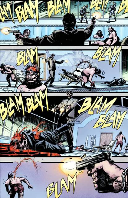 Beats whatever action there's in AvX