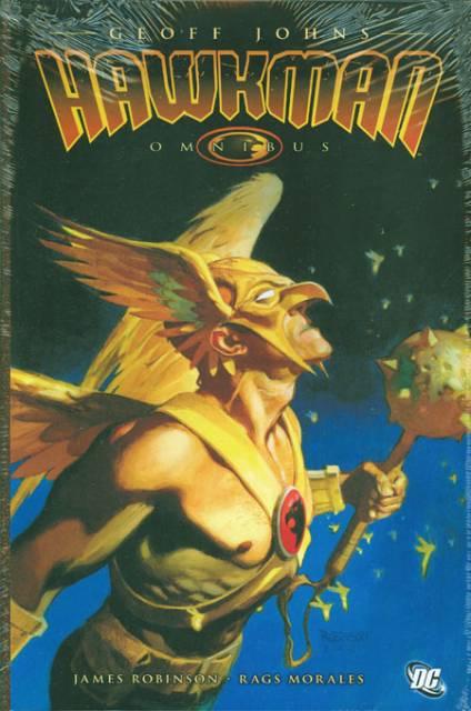 Hawkman Omnibus By Geoff Johns