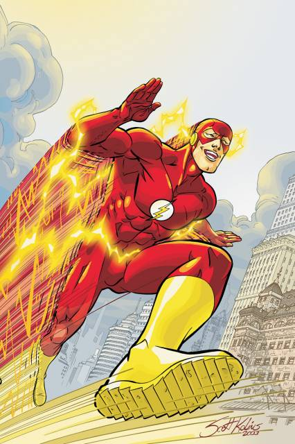 From Kid Flash to The Flash