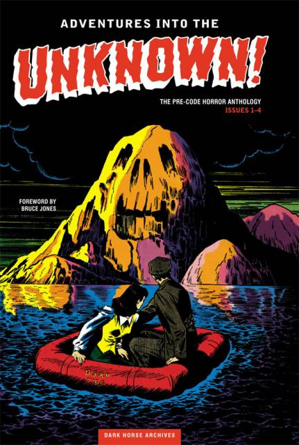 Adventures Into the Unknown: Archives